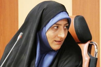ماهبانو معصوم زاده :عضو مستعفی دوره پنجم شورای شهر کرمان