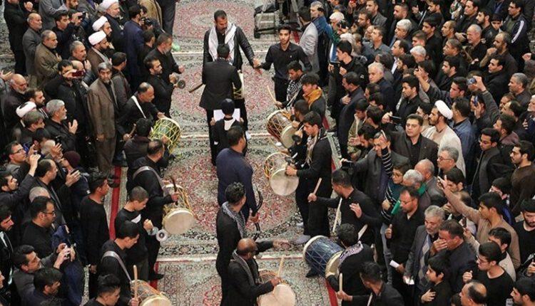 عزاداری کرمانیان در شب نخست شهادت سپهبد سلیمانی/ عکس: تسنیم