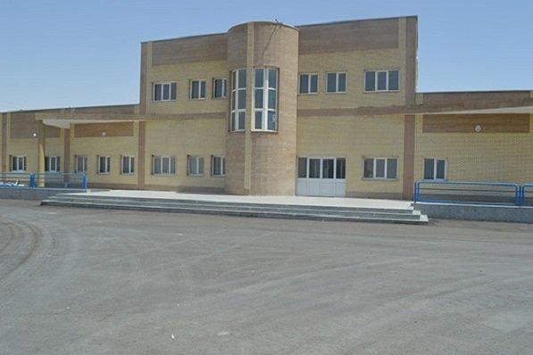بیمارستان قلعه گنج
