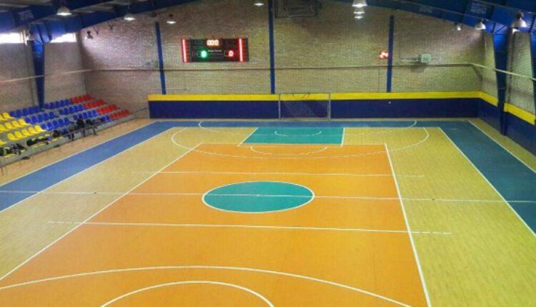 سالن ورزشی