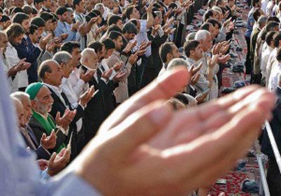 نماز جمعه ۲۶ دی