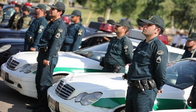 پلیس نهاد حفظ امنیت