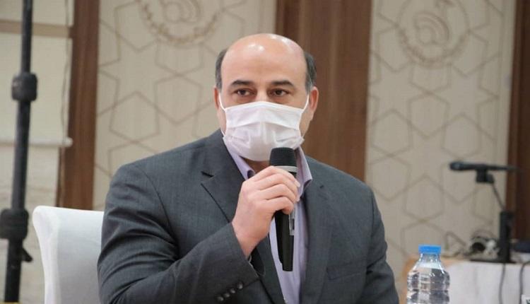رییس هیات ورزشهای نابینایان و کم بینایان استان
